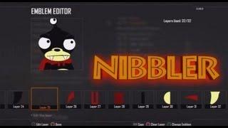 black ops 2 emblem tutorial nibbler futurama