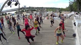 Gente de Zona - Más Macarena ft. Los Del Rio - Zumba Fitness Choreography by Natalia
