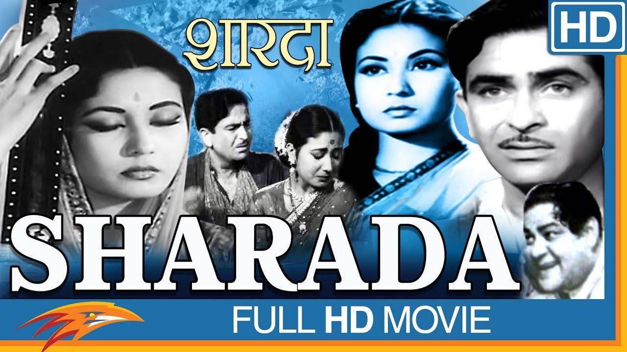 Sharada 1957 Hindi Old Full Length Movie  Raj Kapoor -8461