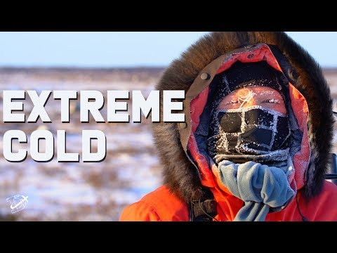 How to Dress for Extreme Cold Weather - Tips for Layering