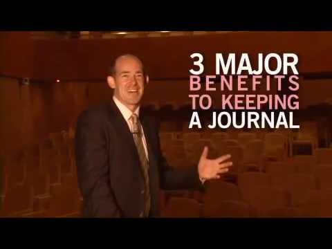 3 Benefits of Keeping a Journal