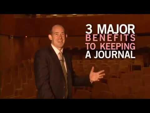 3 Benefits of Keeping a Journal