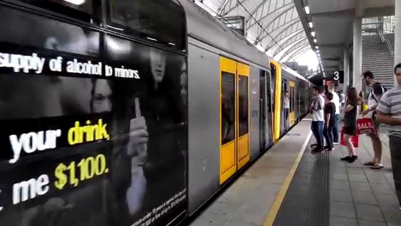 Sydney Trains Olympic Park Station Part 2