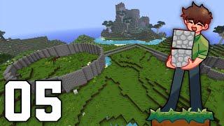 Minecraft - Big Dig #5: DAS A LOTTA BRICKS