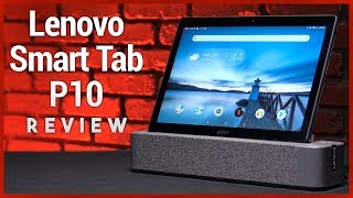 Lenovo Smart Tab P10 Review - Alexa-Enabled Android Tablet with Smart Dock