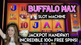 jackpot-handpay-over-100-free-spins-on-buffalo-max-insane-bonus