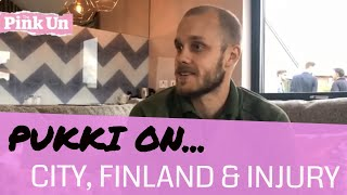 Pukki Talks City, Finland And His Injury Recovery