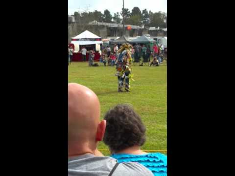 The Pow Wow Indian Festival In Augusta, GA