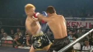 Survivor ~Round.4~ 第7試合 - YOSHI vs 田村陽典