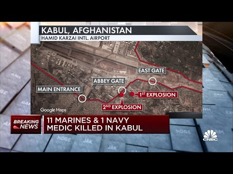Download ISIS-K claims responsibility for Kabul attacks