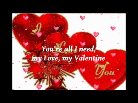 MY VALENTINE . . .  Martina Mcbride and Jim Brickman ( with Lyrics )