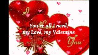 My Valentine . . .  Martina Mcbride And Jim Brickman  With Lyrics