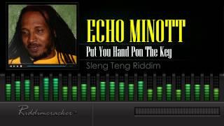 Echo Minott - Put You Hand Pon The Key (Sleng Teng Riddim) [HD]