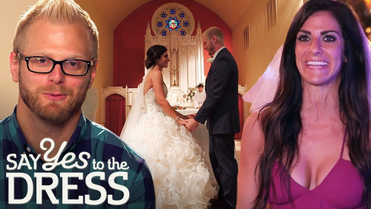 Crazy Bride Wants To Control Every Detail Of Her Wedding Say