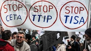 Worse Than TPP: Secret Economic Trade Deal Could Ruin Global Economy