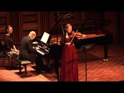 Elgar Violin Sonata in E minor, Op.82