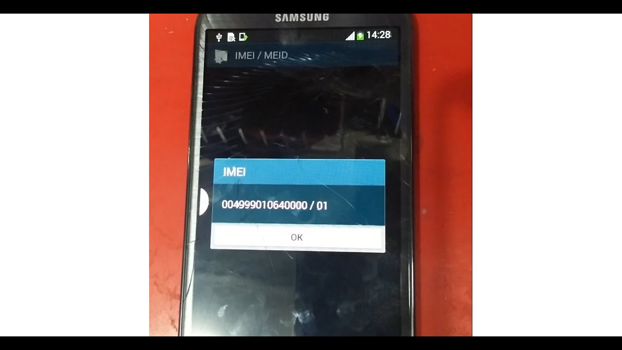 root repair imei samsung note 2 n7100 and n7105 with z3x