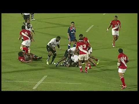 1st Half 2 Fj Warriors vs Tonga A