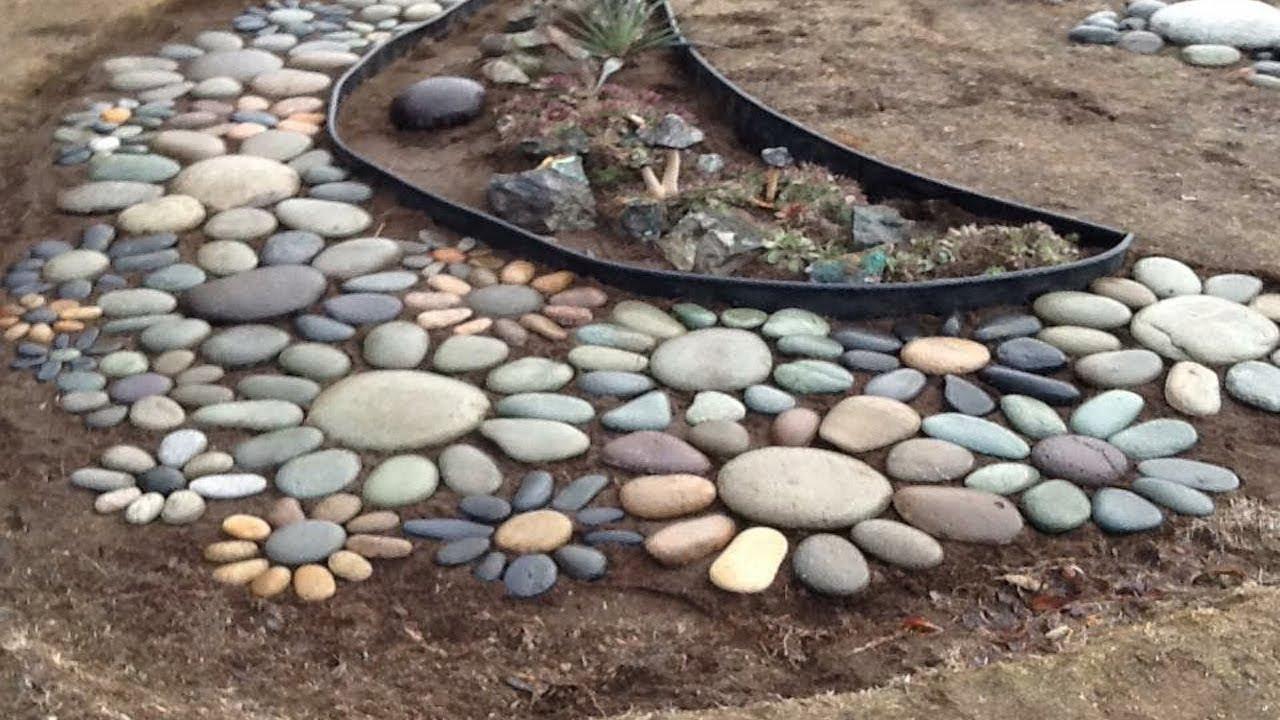 50 Ideas Mosaic Garden Path Tiles | Mosaic Patio Tile Design