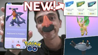 How To Get Leafeon, Glaceon, Garchomp, Probopass, Magnezone In PokÉmon Go! New Lures & Huge Update!