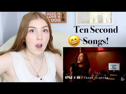 Ten Second Songs - Linkin Park: In The End Reaction!