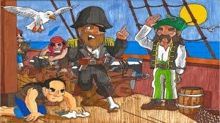 Pirate Accordion Music - Pegleg Pete