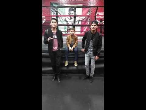 Vas a llorar por mí - Emilio Ortega Jr Ft. Gabriel Díaz & Diego Grajeda (Cover)