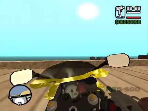 Como Descargar El Mod De Primera Persona Para Gta San Andreas