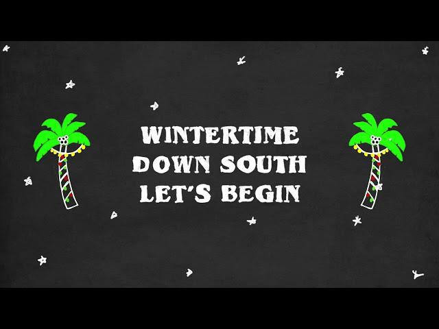 Social Club Misfits- Christmas In Florida (feat. Matthew West) [Lyric Video]
