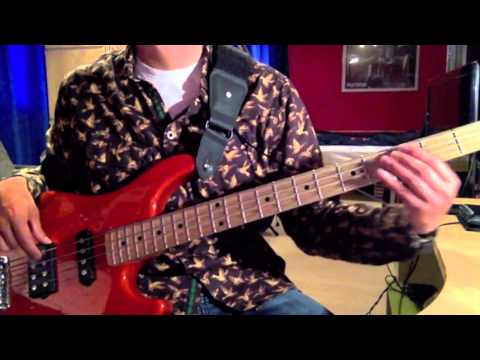 Faith Evans - Love Like This (Bass Cover)