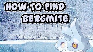 Roblox Pokemon Brick Bronze- How To Find Bergmite