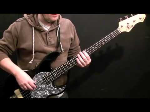 How To Play Bass Guitar To Satisfaction - Rolling Stones