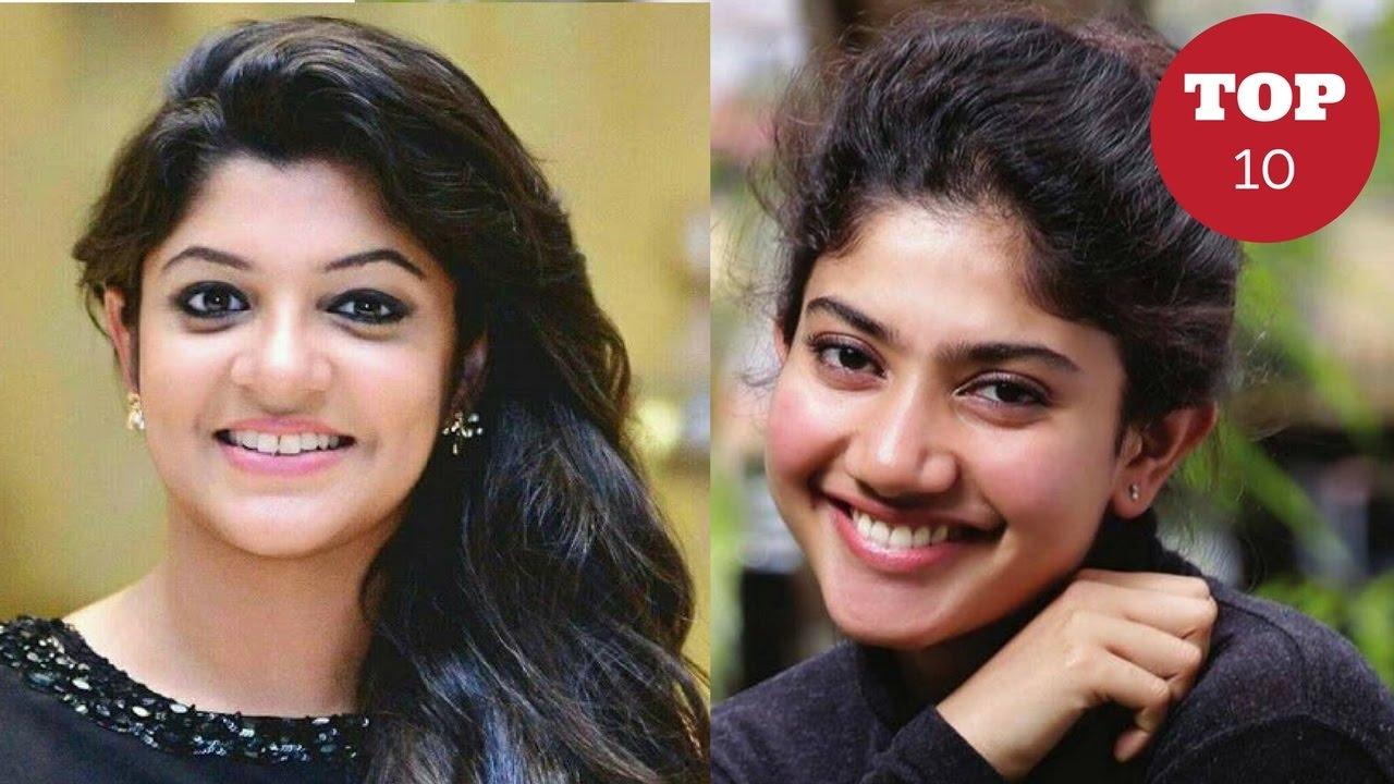 Top 10 Malayalam Actress 2017 Mallu Hot And Beautiful Heroines