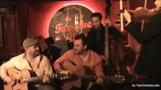 Samson Schmitt Quartet :: Djangology