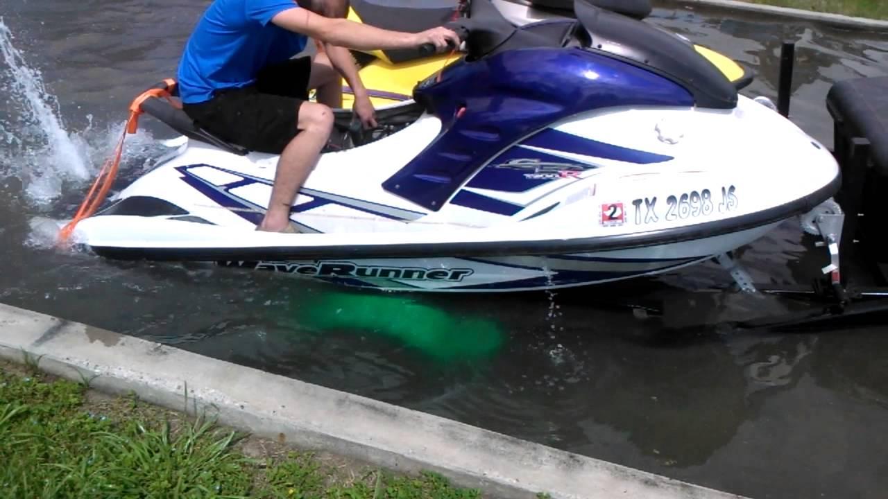 Yamaha Gpr Engine