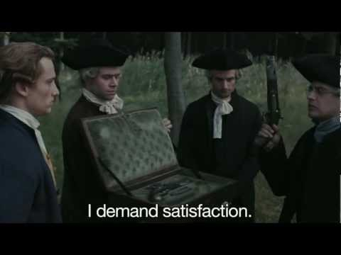 Young Goethe in Love (HD Trailer)