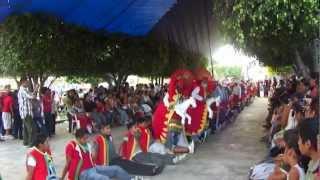 danza de los santiagueros en tetelcingo