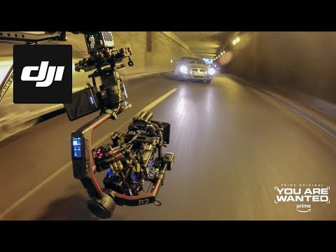 "DJI - Behind The Scenes: ""You Are Wanted"" - An Amazon Prime Production"
