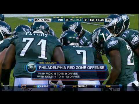 2010 Colts @ Eagles