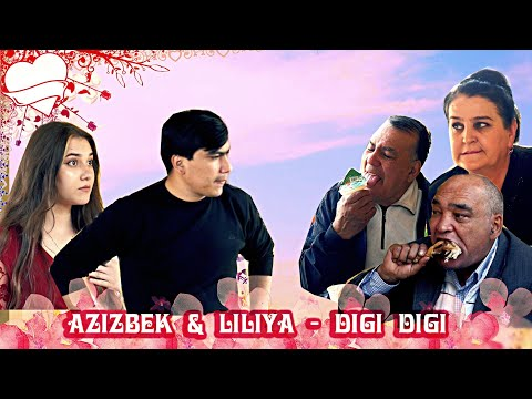 АЗИЗБЕК & ЛИЛИЯ - ДИГИ ДИГИ (НА РУССКОМ)|AZIZBEK & LILIYA - DIGI DIGI (RUSSIAN VERSION)