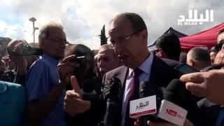 شاهد .. أول تعليق من وزير الفلاحة بشأن حادثة تعفّن لحوم أضاحي الجزائريين