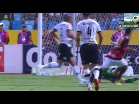 Gol de Gilsinho ~ Atletico GO 3 x 3 Tupi   Brasileirão 2016