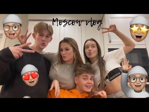 Смотреть влог из Москвы| Matthew.Secret| Маша Южакова онлайн
