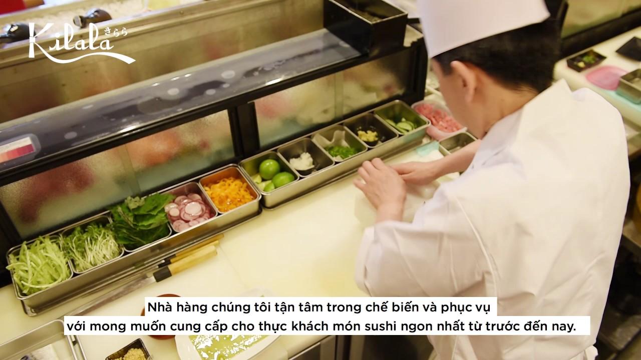 """CHIYODA SUSHI - Nhà hàng Sushi """"chuẩn Nhật"""""""