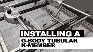 Building a Pro Street G-Body Grand National Clone E3 | Double AA Performance K Member