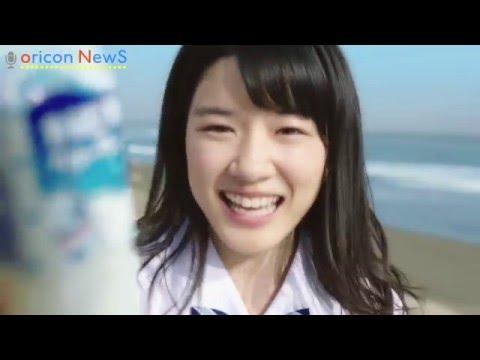 BUMP OF CHICKENがCMソング担当。永野芽郁出演のカルピスウォーター新CM「登場」編&メイキング