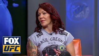 Cris Cyborg talks to UFC Tonight | INTERVIEW | UFC TONIGHT