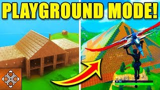 10 FORTNITE PLAYGROUND BUILDS YOU NEED TO SEE TO BELIEVE (Fortnite Battle Royale)