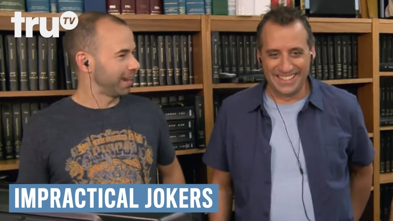 Impractical Jokers: Top Presentation Moments (Mashup) | truTV