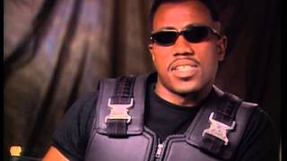 Blade (1998): Interview with Wesley Snipes